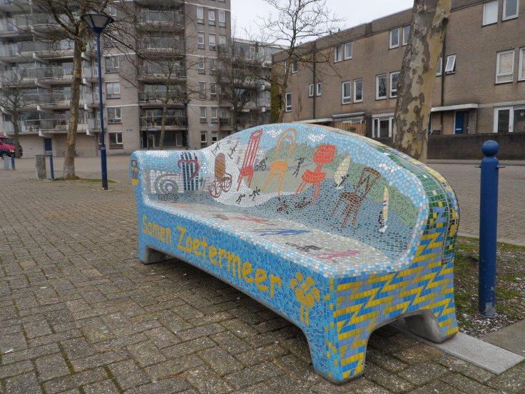 social sofa Zoetermeer