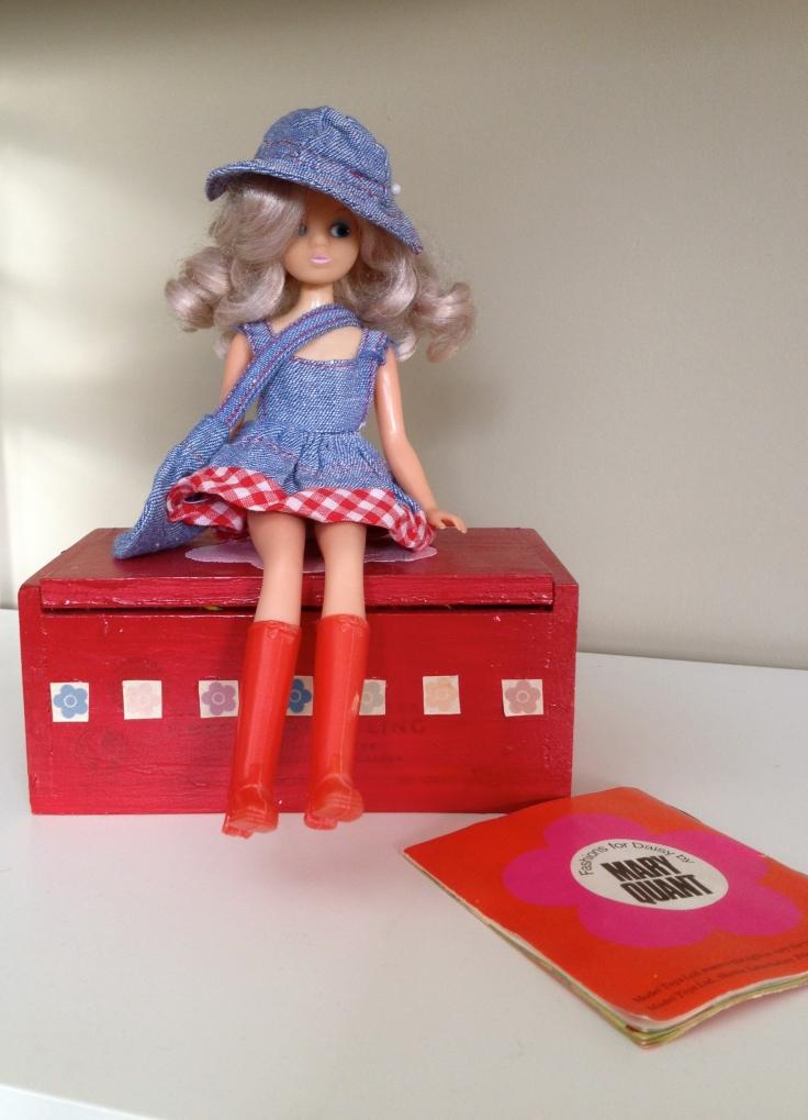 fashion doll Daisy by Mary Quant
