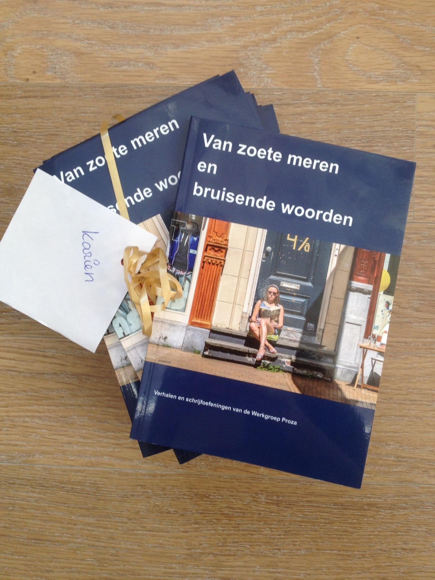 bundel werkgroep Proza Zoetermeer