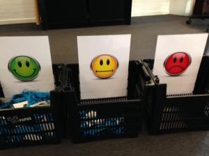 Smileys badges