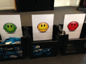 Smileys badges