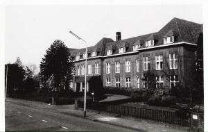Het Moederheil aan de Valkenierslaan in Breda. Hier ben ik geboren