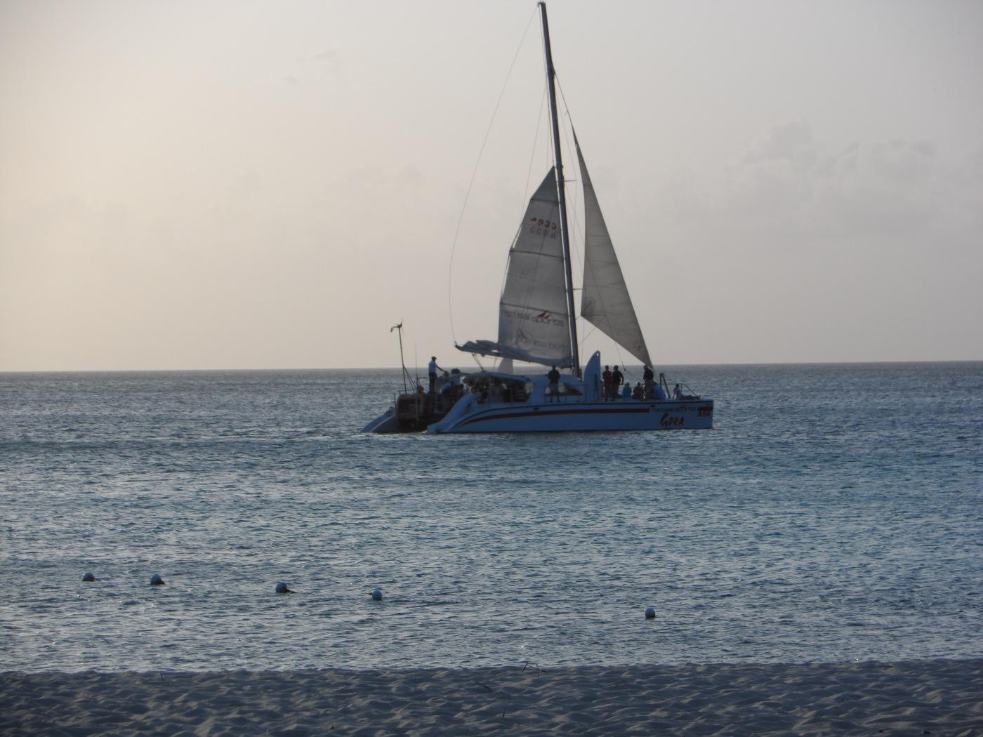 Verlangen naar de zee, gekleurde gedachten, Karien Damen