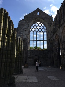 Edinburgh, Gekleurde Gedachten, Karien Damen