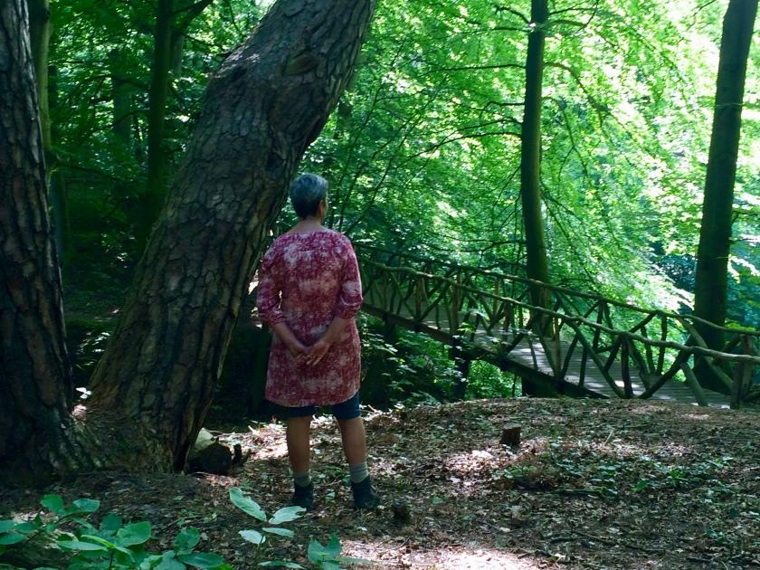 De brug als metafoor, Karien Damen, Gekleurde Gedachten
